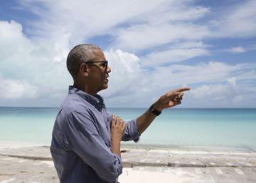 Obama estrena el parque más grande del mundo