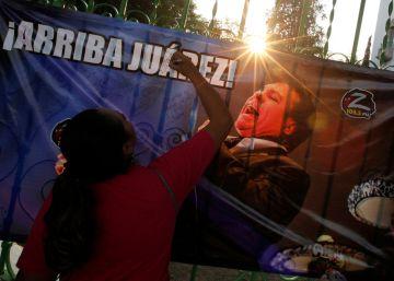 Homenaje al cantante Juan Gabriel