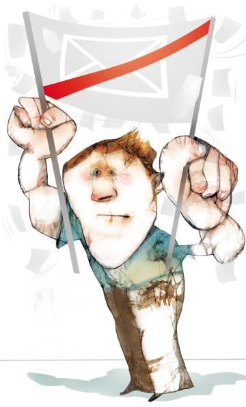 Huelga general de electores