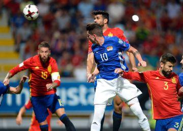 España - Liechtenstein