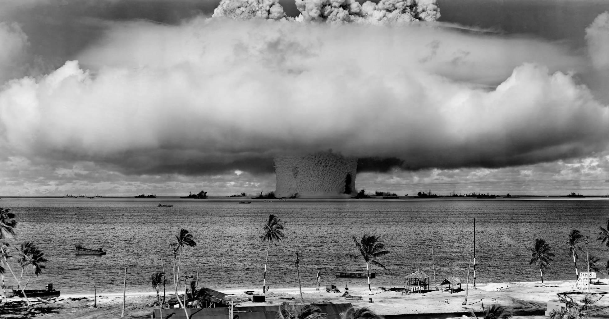 Los isótopos radiactivos depositados en todo el globo tras los ensayos con armas nucleares marcan la entrada en el Antropoceno.
