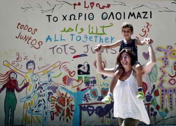 PIKPA Village y HRT, la sonrisa de Lesbos