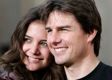 Katie Holmes pactó con Tom Cruise no tener novio en público durante cinco años