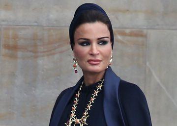 Jequesa de Qatar y reina del lujo
