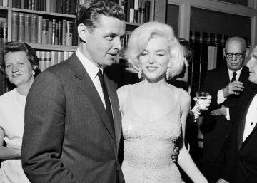 Sale a subasta el vestido con el que Marilyn Monroe cantó 'Cumpleaños feliz'