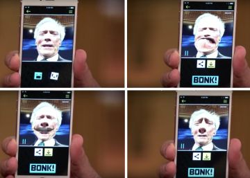 Clint Eastwood se hace el primer 'selfie' de su vida, y pasa esto