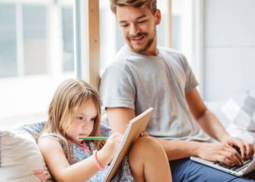 ¿Qué rol juega el padre en el vínculo afectivo de su hija?