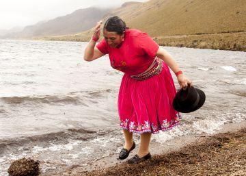 En busca de agua segura en los Andes