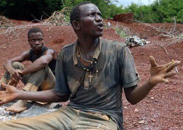 Elogio a los pequeños mineros