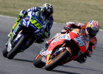El Gran Premio de San Marino, en imágenes