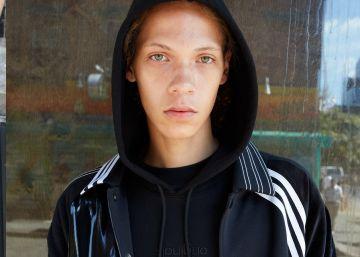 Alexander Wang desvela su colaboración con Adidas