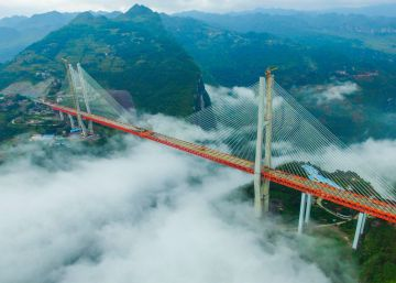 El puente más alto del mundo
