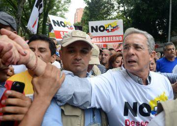 Semana fatal para Álvaro Uribe y Michel Temer