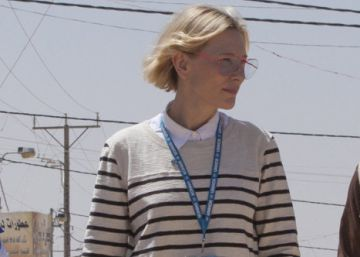 Cate Blanchett da voz a los refugiados