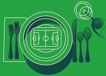 Minuto y estofado: ya se puede comer decentemente en los estadios de fútbol