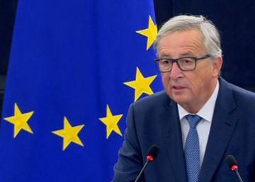 Directo | Los eurodiputados debaten tras el discurso de Juncker