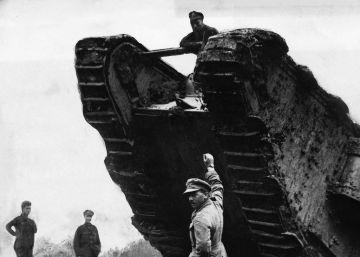 100 años de tanques