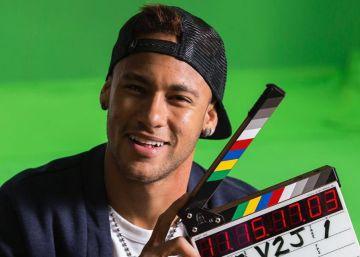 "Neymar canta: ""Yo necesito"""