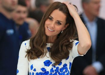 Kate Middleton, icono de moda