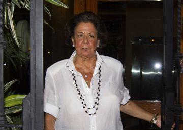 ¿Debe Mariano Rajoy exigir a Rita Barberá que abandone su escaño?