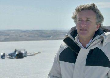 El yerno de Aznar promociona la lucha contra el cambio climático en Groenlandia