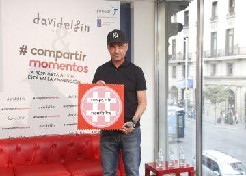 """David Delfín: """"Me parece poco atractivo rendirse"""""""