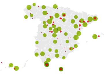 ¿Cuál es el municipio más rico de tu provincia? ¿Y el más pobre? Averígualo