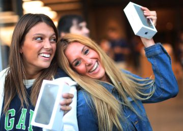 El iPhone 7 ya se vende en España