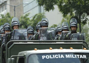 El desfile militar de la Independencia de México