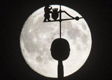 La Luna se oscurecerá por un eclipse penumbral