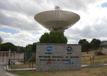 La NASA construirá dos antenas de seguimiento espacial en su centro de Madrid