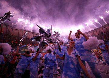Clausura de los Juegos Paralímpicos 2016