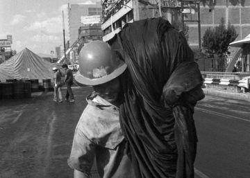 Las huellas del terremoto que tumbó México en 1985