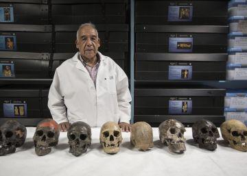 La historia entre los huesos