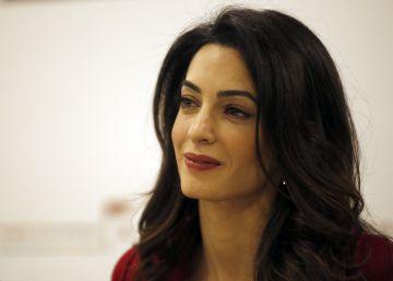 El Estado Islámico, la nueva batalla de Amal Clooney