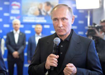 Putin allana su camino