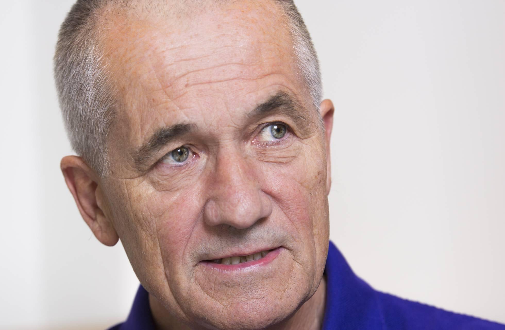 O pesquisador dinamarquês Peter Gøtzsche