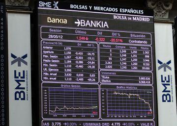Gobierno y supervisor en la crisis de Bankia