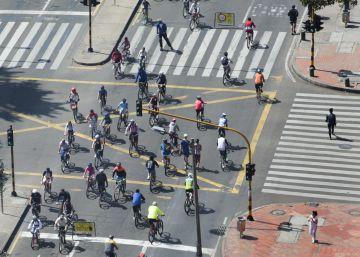 Nuestras ciudades habitables y libres de coches