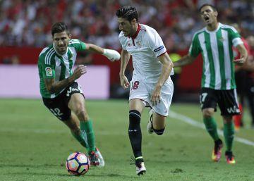 Sevilla-Betis, en imágenes