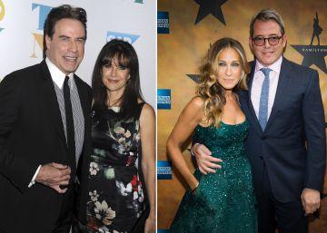 Las parejas más sólidas de Hollywood