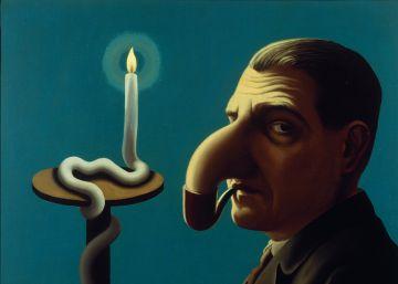 Magritte y la traición de las imágenes