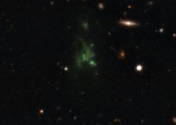 Descubiertas dos galaxias a 11.500 millones de años luz