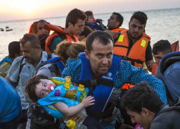 Los europeos prefieren refugiados que no sean musulmanes ni parados