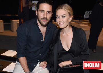 Marta Ortega posa por primera vez con su novio
