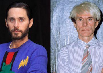 Jared Leto será Andy Warhol en el 'biopic' del artista