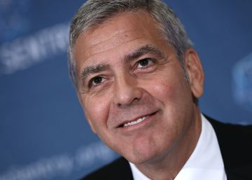 """George Clooney: """"Me siento muy triste al oír esta noticia"""""""