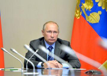 Putin se refuerza