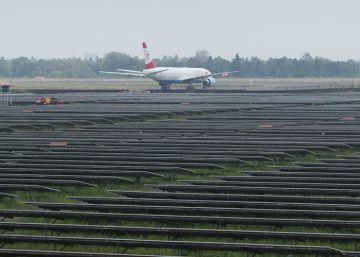 El único aeropuerto verde del mundo cumple un año