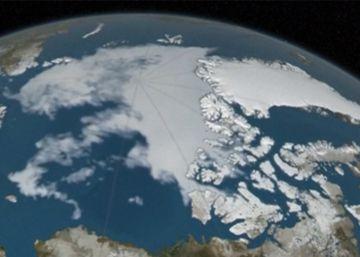 La NASA muestra el mayor deshielo invernal en el Ártico